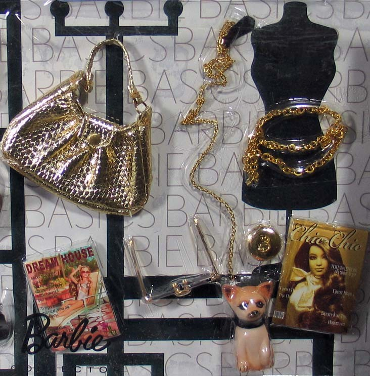 4208 Embassy Park Dr Nw Washington: BARBIE BASICS Accessory Pack Look No 2 02 002 Collection
