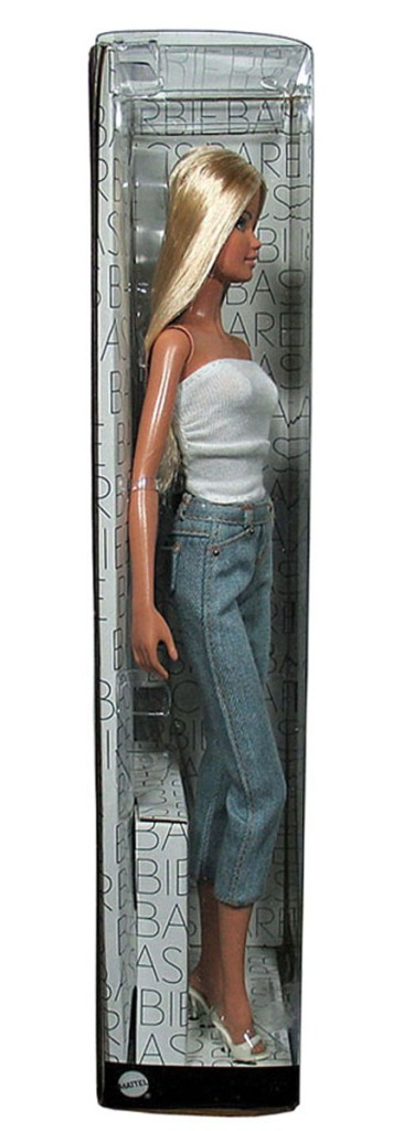 Barbie Basics Doll Muse Model No 11 011 11 0 Collection 2
