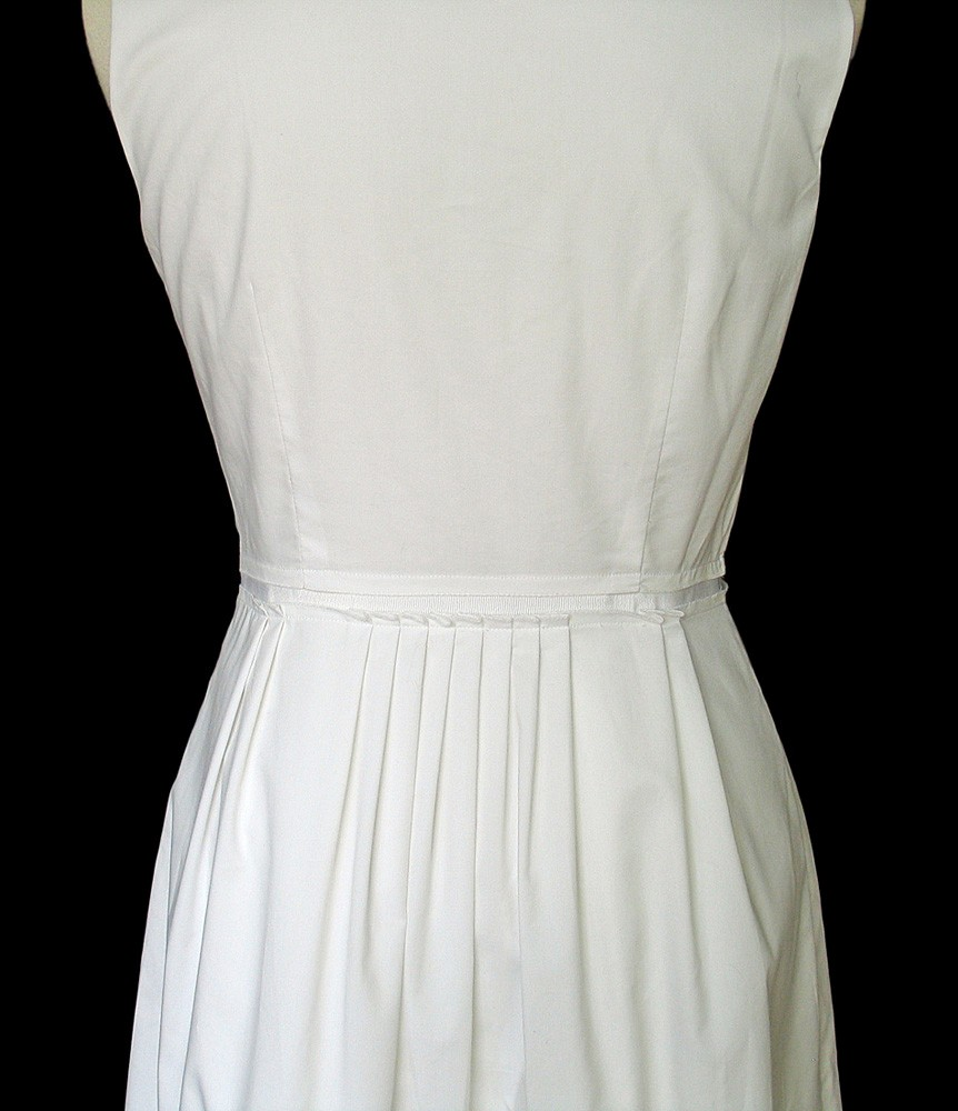 Elie Tahari White Embroidered Charlotte Dress Nwt Us