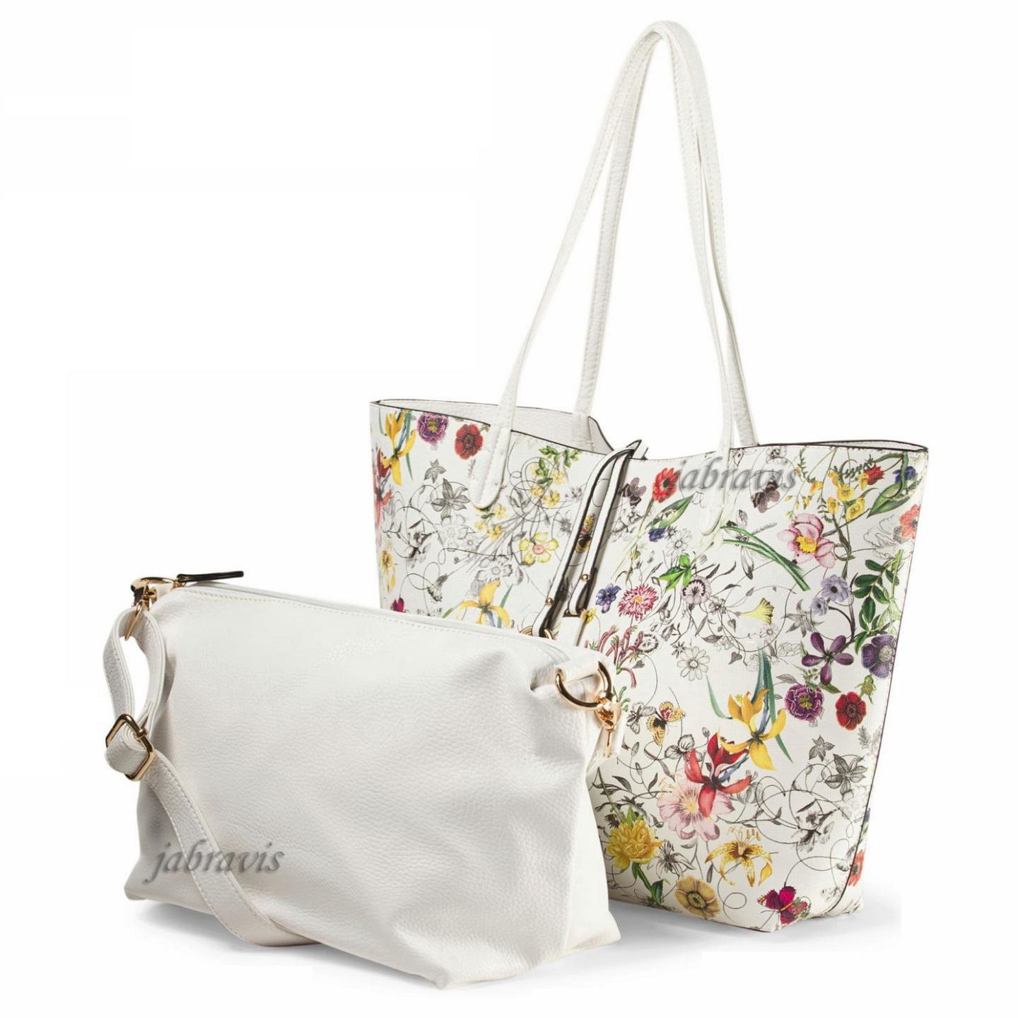 Imoshion Floral Saffiano Texture Giada 2 Pc Reversible 3