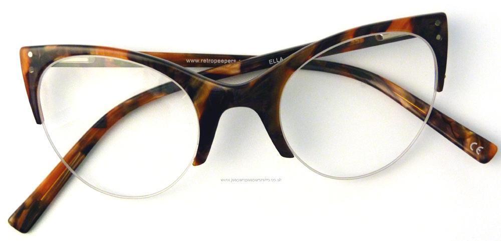 ccdd56dbe21 Cat Eye Glasses Frames Ebay