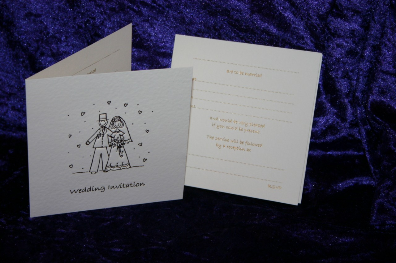 What To Include In A Wedding Invitation Pack: LUXURY WEDDING INVITATIONS Pack 10 Or 12 Silver Gold White