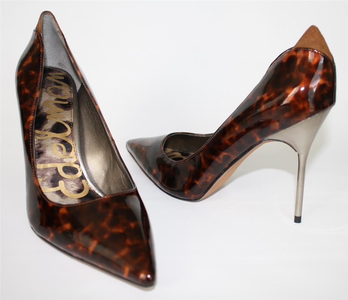 b130c787cc9c Image is loading Womens-Shoes-Sam-Edelman-DANIELLE-Stiletto-Pumps-Heels-