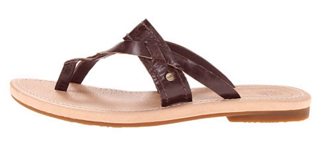 Womens Shoes Ugg Australia Mireya Flip Flops Thong Sandals