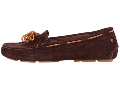 39cc3e2bd36 Women's Shoes UGG Australia MEENA Slip On Moccasins Loafers Suede ...