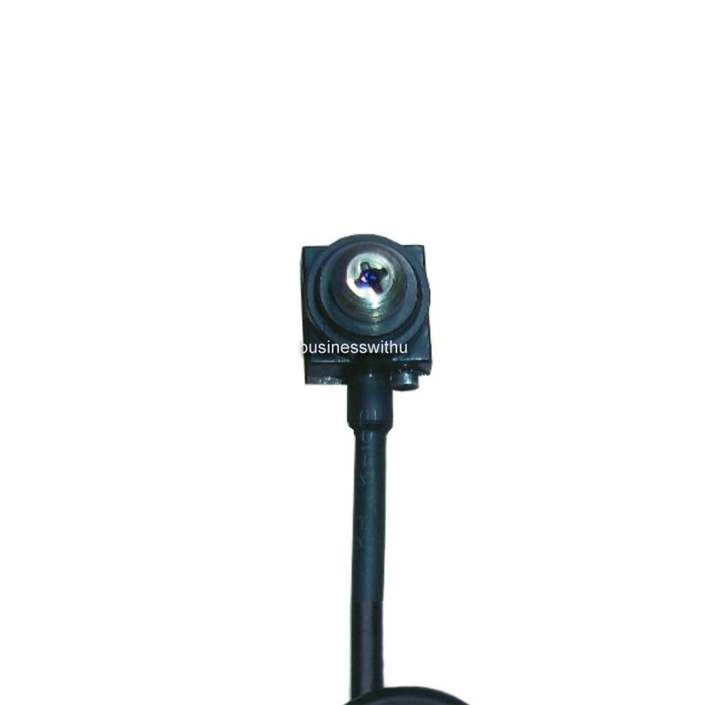 Security Spy Cameras Hidden: 5MP 600TVL Mini Wired Hidden Spy Screw Pinhole Camera