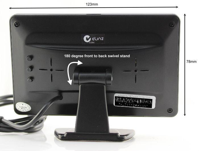 how to change brightness on swann dash camera