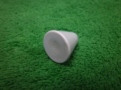 3lb 5 8 Cone White Plastic Tumbler Tumbling Polishing