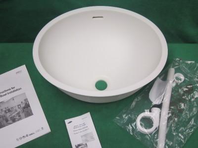 Staron A3181 W Undermount Pearl Bathroom Vanity Sink 18 Ebay