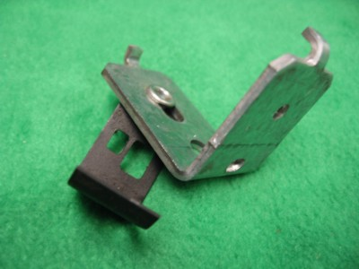 Caddy 708afab3 Pin Driven Angle Bracket 8 Wire 1 4 Rod Ebay