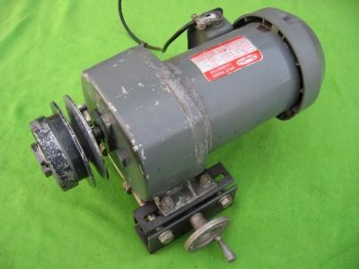 How To Calculate Gear Ratio >> DAYTON 2Z845 SPLIT PHASE GEAR MOTOR & SHEAVE 1ph 115v 288rpm 1/3hp 70in.lb 6.1:1 | eBay