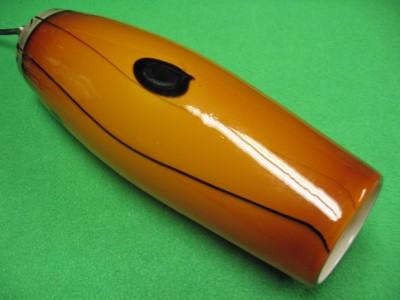 D Juan Lighting P1020628 Orange Black Glass 1 Light Mini Pendant Ceiling Lamp Ebay