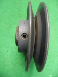Browning 1vl44 1 2 Variable Pitch Sheave V Belt Motor