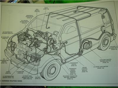 gmc safari wiring diagrams electrical wiring diagram guide GMC Radio Wiring Diagram