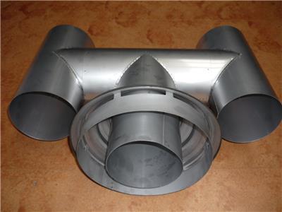 Wood Heater H Cowl Windless Anti Downdraft Flue Hat