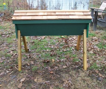 "Spring Sale! Top Bar Bee Hive 30 - bar 48"" Beekeeping ..."