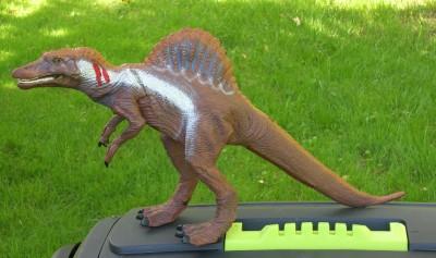 Wow Wee Jurassic Park 3 Spinosaurus Hasbro 2001 | eBay