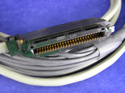 25 pair telco breakout cable rj-21 to 24 rj-45 w/rj-11 pin ... rj 21 connector wiring for a 50 pin amphenol cable