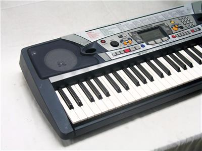 yamaha psr 280 61 full size portable keyboard midi in out. Black Bedroom Furniture Sets. Home Design Ideas