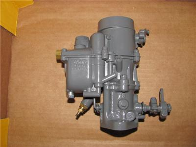 Tp on Zenith Carburetors For Tractors