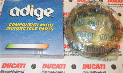 1986-on Ducati Cagiva Alazzurra 350 650 750 F-1 complete clutch kit Adige DU-50