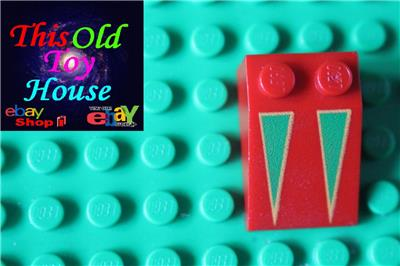 4216625 Roof Tiles 2x3//25• NEW 3298 1 Brown Part Slant LEGO