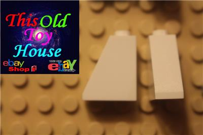 Lego 60481 ROOF TILE 2X1X2 ANGLED SLOPED CHOICE OF COLOR NEW or pre-owned