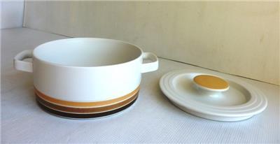 "V.G.C 1970/'s Vintage /""Thomas/"" Flammfest Lidded Casserole Dish  Made in Germany"