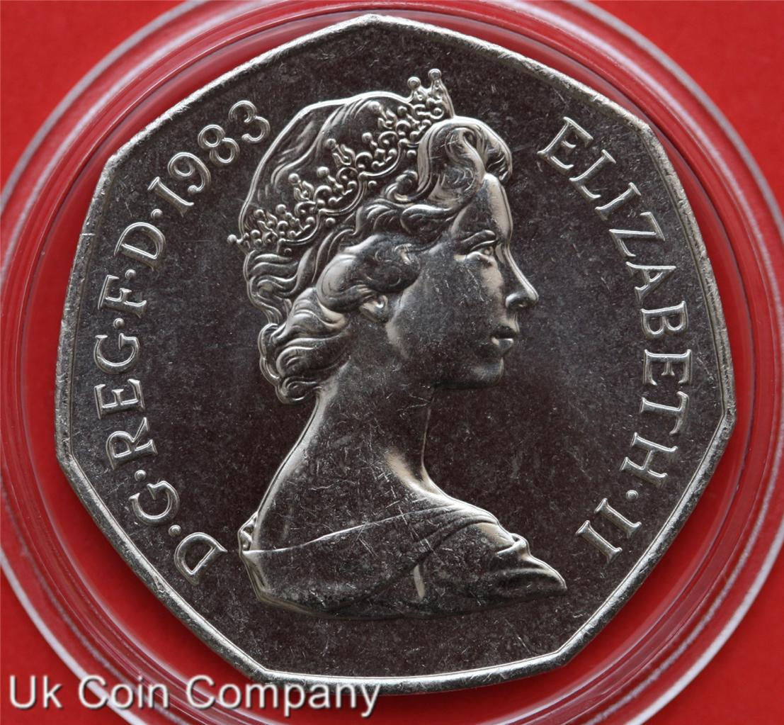50 Pence Coin Images - Reverse Search