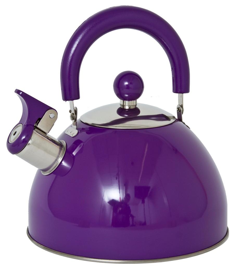 retro stil 2 5l l pfeifender wasserkocher siedend kochen elektrisch keramik gas ebay. Black Bedroom Furniture Sets. Home Design Ideas