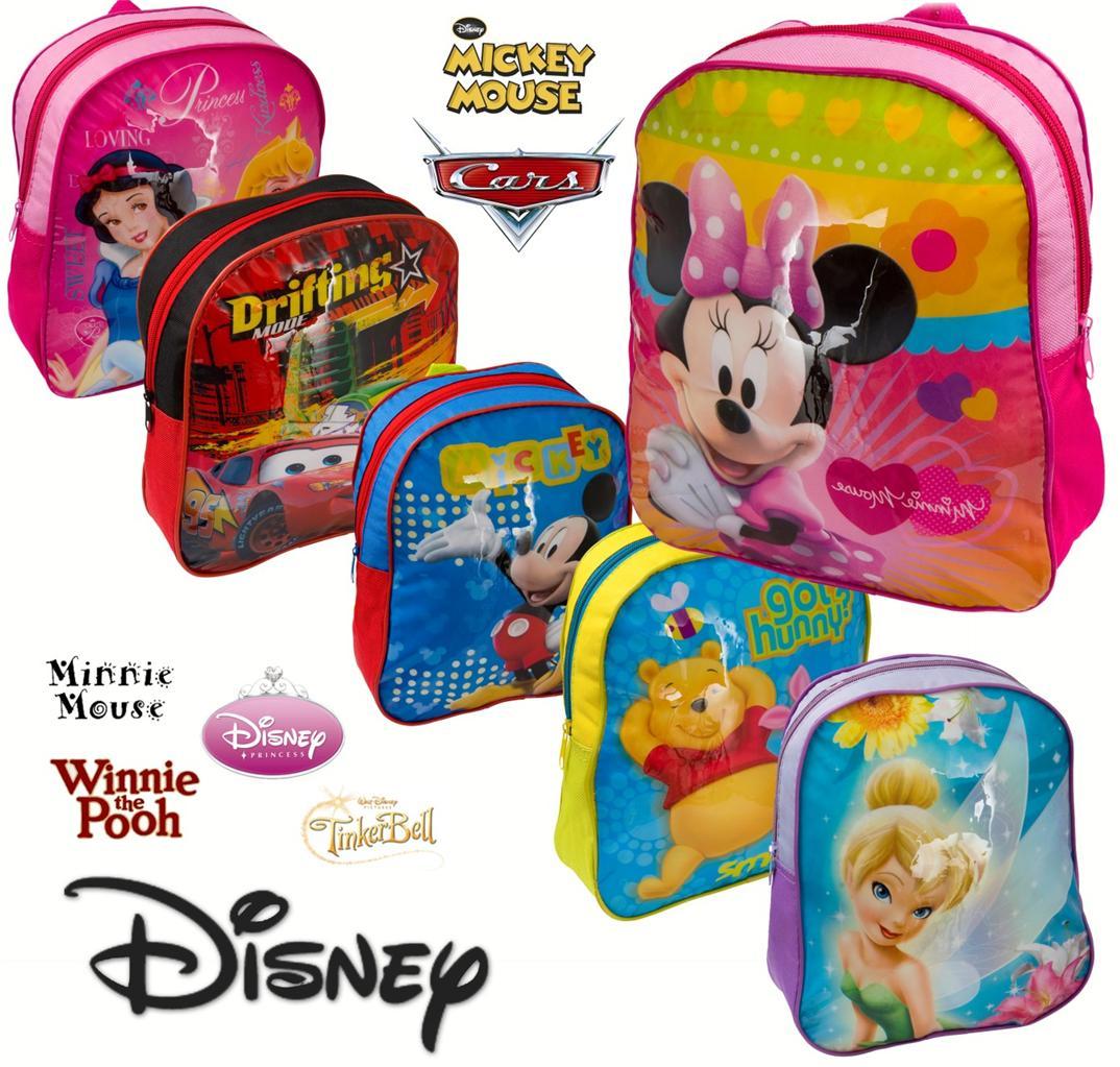 dd9e06dbf5d Disney Characters School Kids Boys Girls Lunch Food Picnic Bag ...