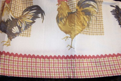 New Sets Chicken Rooster Kitchen Curtains Amp Swag Valance