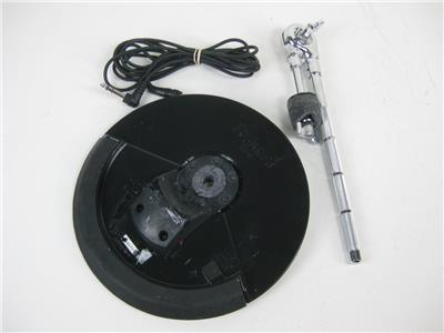 roland cy 5 dual trigger cymbal pad stand cable ebay. Black Bedroom Furniture Sets. Home Design Ideas