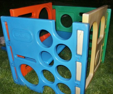 Little Tikes Large Cube Climber With Slide Child Size