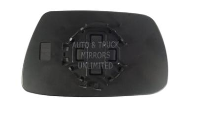 For Jeep Grand Cherokee 05-10 Mirror Glass with Backing Plate Driver Side Mirror