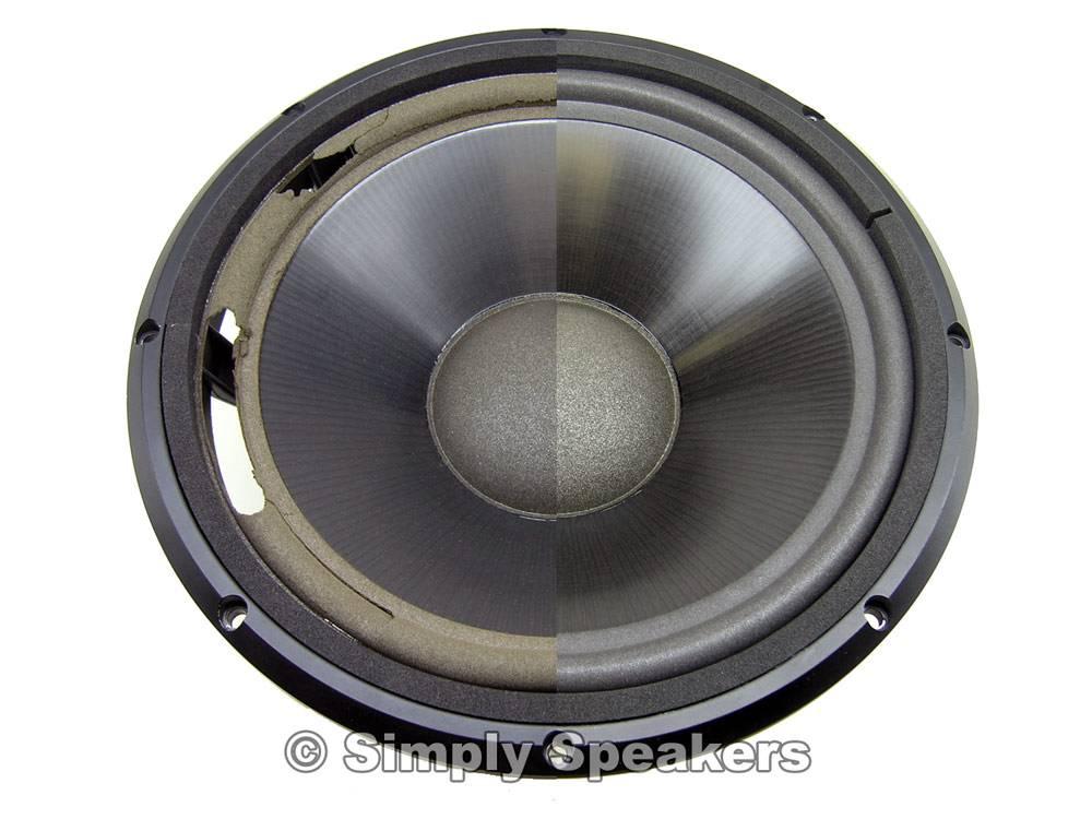 Infinity Ssw 212 Subwoofer Speaker Foam Surround Repair