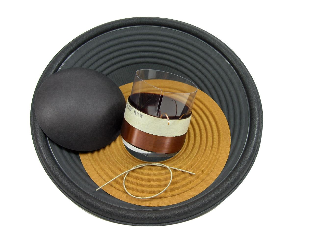 Recone Kit For Jbl Ti5000 Le120h 12 Quot Woofer Premium Ss