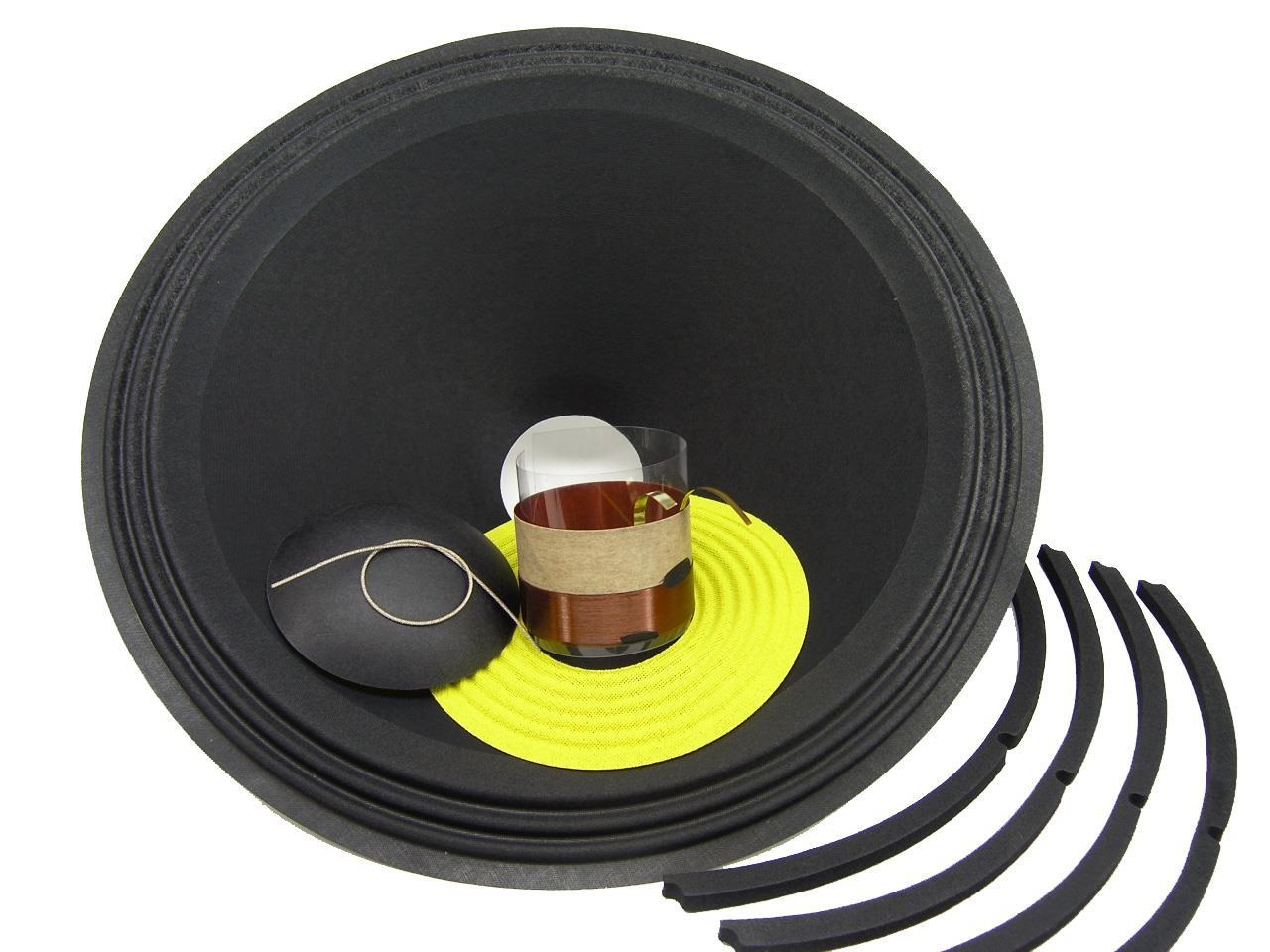 recone kit for jbl mr918 mr938 2042h 18 woofer ss audio speaker repair parts ebay. Black Bedroom Furniture Sets. Home Design Ideas