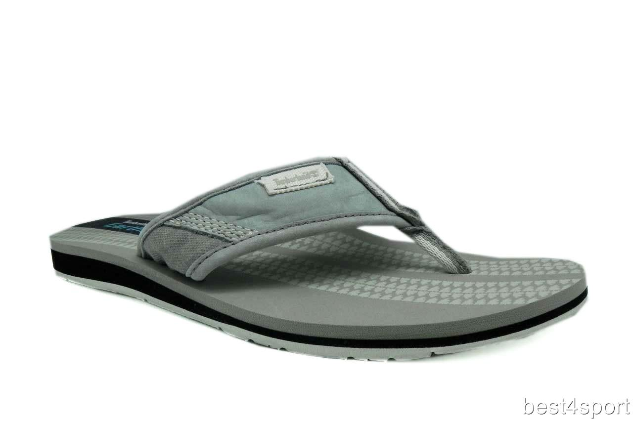 Timberland Men S Earthkeepers Thong Flip Flop Sandals New