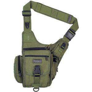 Сумка плечевая Maxpedition Fatboy Versipack, Green.