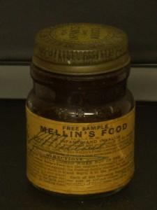 Mellin S Food Free Sample Bottle