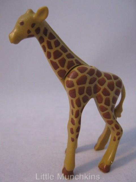 Playmobil Baby Giraffe New Extra Animal For Zoo African