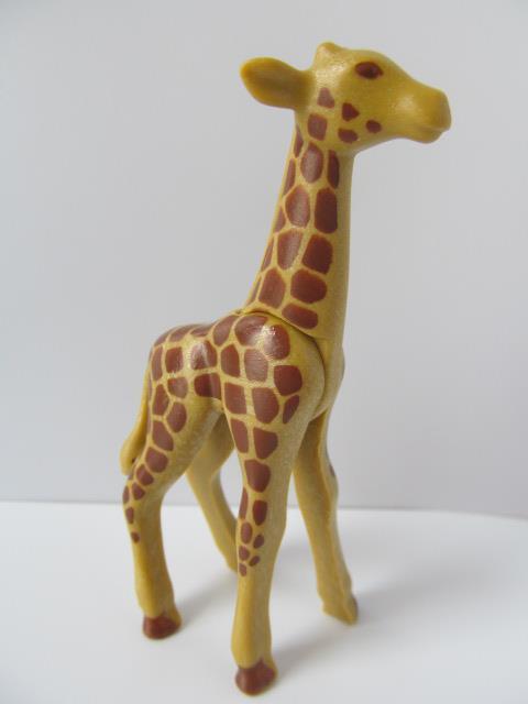 Playmobil Zoo Safari Wildlife Animal Baby Giraffe New Ebay