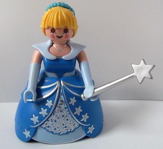 Playmobil Conte De Fées Princesse//Fée Marraine NEW MAGIC//Palais Figure