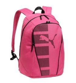 pink puma bag
