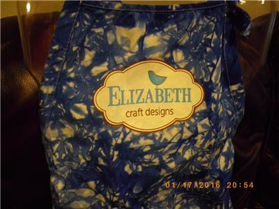 Elizabeth Craft Collectible Apron