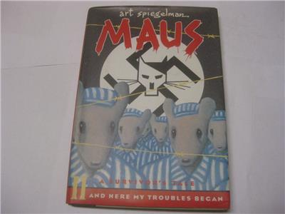 maus 2 characters