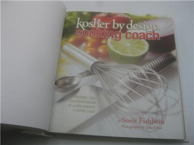 Susie Fishbein Kosher By Design Cooking Coach Recipes Tips And