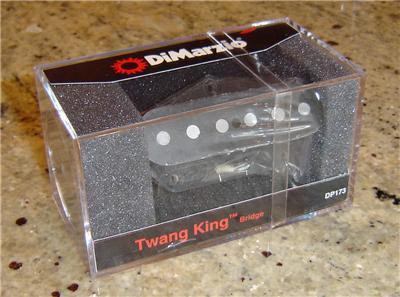 dimarzio dp173 twang king vintage fender tele bridge pickup with extra punch ebay. Black Bedroom Furniture Sets. Home Design Ideas