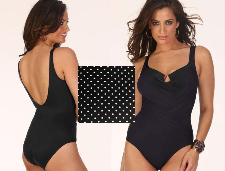 Plus size women's swimwear clearance sale Miraclesuit